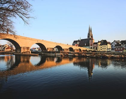 Trams, people movers and European projects – an exciting future for Regensburg