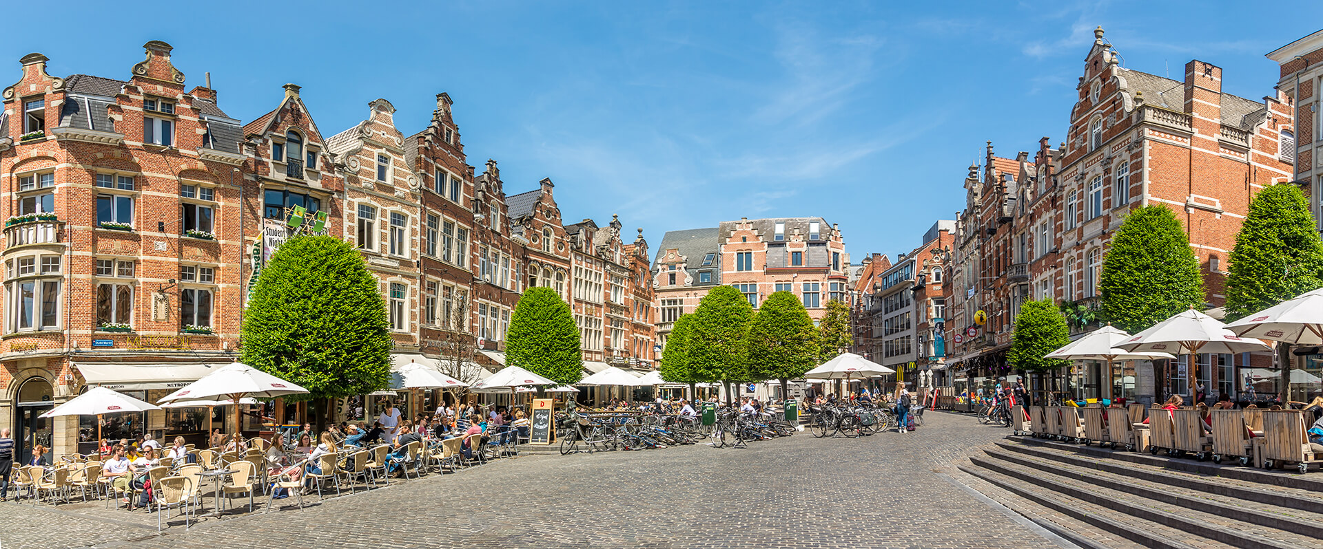 City in the spotlight: Leuven