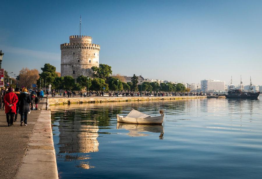 City in the spotlight: Thessaloniki