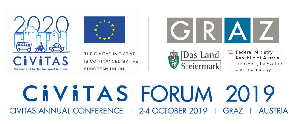 MOMENTUM hosts open session at CIVITAS Forum 2019 in Graz